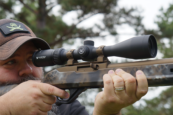 Vortex Optics Diamondback HP 4–16x42 Review