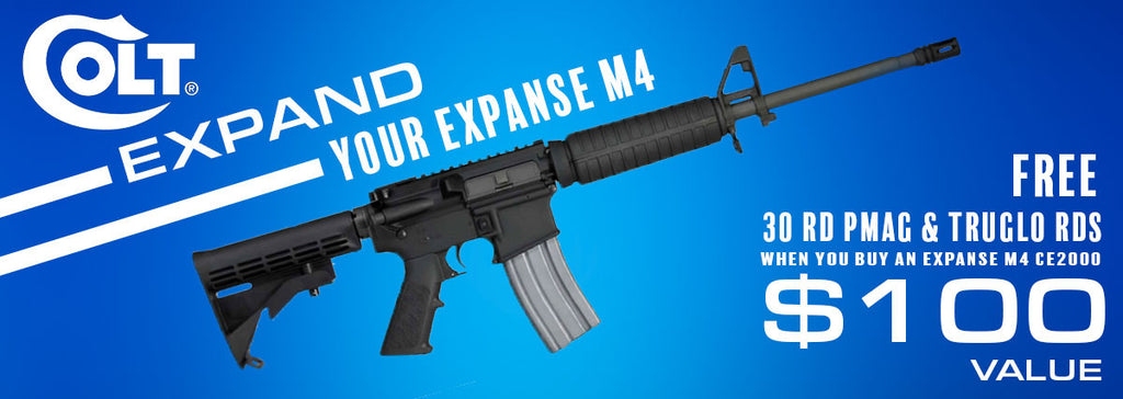 Expand your expanse m4