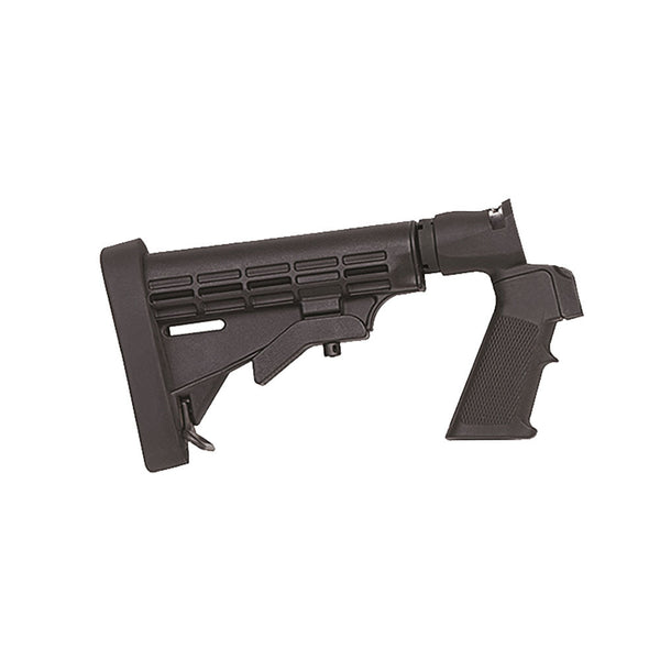 MOSSBERG 500,590 Flex Black Stock (95219)