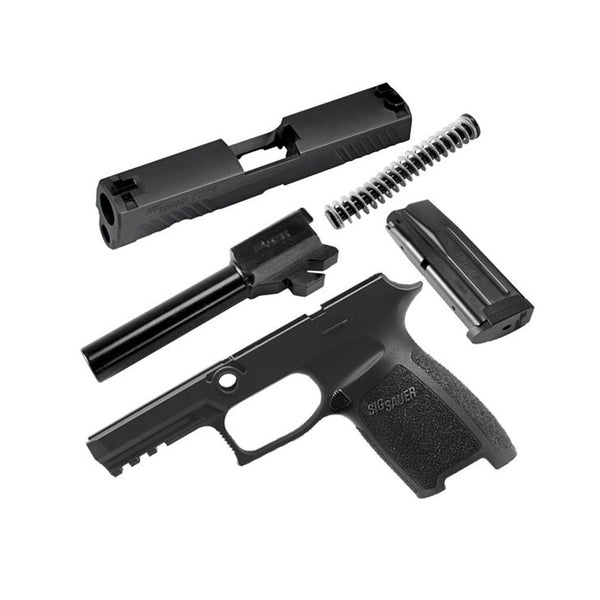SIG SAUER P320 Carry .40 S&W 14Rd Mag Black Caliber X-Change Kit (CALX-320CA-40-BSS)