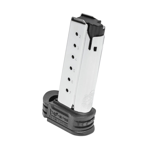 SPRINGFIELD ARMORY XD-S .40 S&W 7rd Magazine with Black Sleeves (XDS4007)