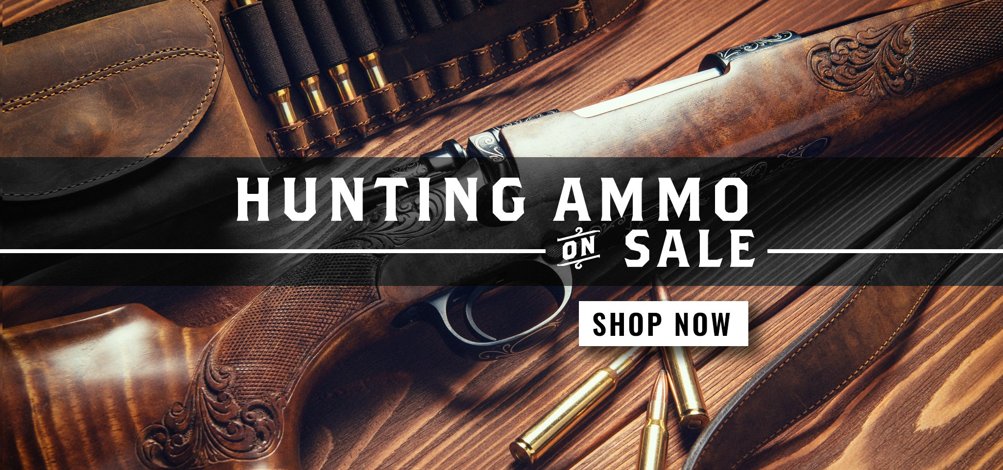 Hunting Ammo Sale