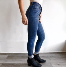 Levi's Mile High Super Skinny Denim