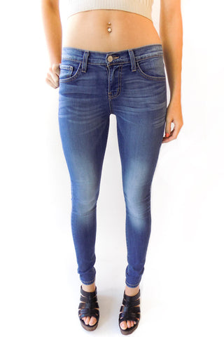 Super Soft Skinny in Oasis Rinse