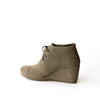Desert Wedge Bootie in Taupe - Shopatflirt  - 2
