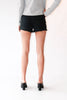 Volcom High Waisted Ripped Short - Shopatflirt  - 3