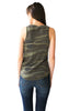 Tank Top in Camo - Shopatflirt  - 2