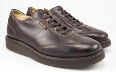 Mephisto sz EU 6.5/US 7 Leather Walking Shoes 02643132291 Mens Brown fits US 7