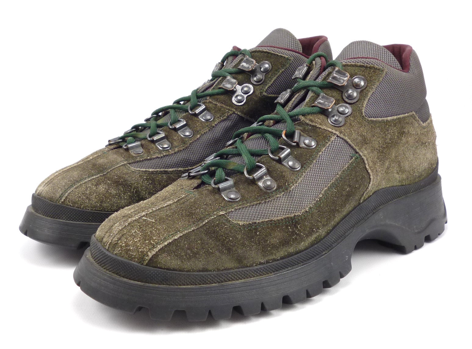 mens suede hiking boots