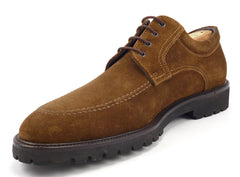 To Boot New York sz 9 Suede Apron Toe Oxfords 1325 Mens Brown fits US 9