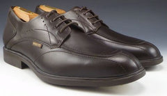 Mephisto sz EU 8 / US 8.5 Folkar Split Toe Oxfords Mens Brown fits US 8.5 New