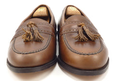 Allen Edmonds New Men's Shoes 12 US Harvard Leather Tassel Loafers Brown