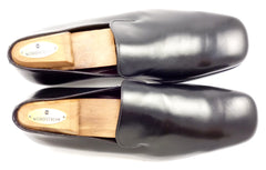 Bruno Magli Men's Prince Leather Loafers Size 11.5 US Black