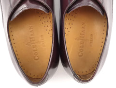 Cole Haan New Men's Shoes Size 11 Leather Lace Up Oxfords Burgundy