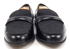 Ferragamo Men's Dean Formal Lofers Size 10 US Black