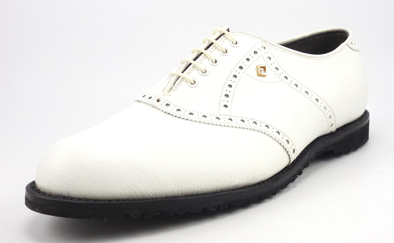 Classic Leather Golf Shoes