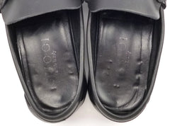 Gucci Men's Horse Bit Loafers Size 11.5 E Black
