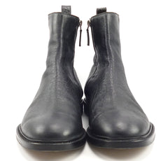 Gucci Size 10 US Men's Zip Up Boots Pre-Owned