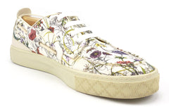 Gucci Men's Shoes 10 US infinity canvas flora Sneakers Multicolor