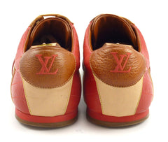 Louis Vuitton Men's Sneakers Size 10.5 US Brown