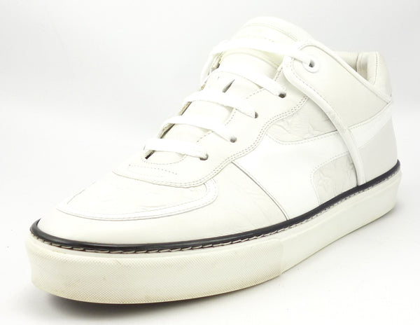Louis Vuitton Men's Shoes 8.5, 10 US Tower Leather Low Sneakers White