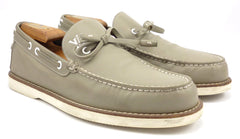 Louis Vuitton Men's Yucatan Boat Shoes Size 7 US Gray