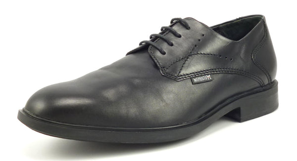 Mephisto New Mens Shoes Size 7, 7.5 US Folmer Leather Oxfords Black
