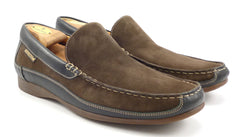 Mephisto New Mens Shoes Size 10.5 US (EUR 10) Badaurd Leather Walking Loafers Brown