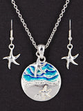 Sealife Necklace Set