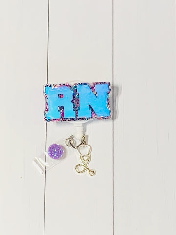 Nurse Themed Badge Reels