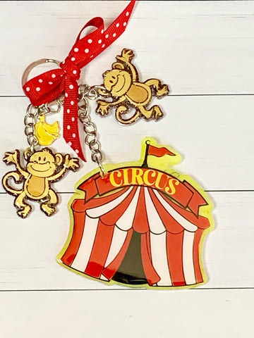 This is my Circus Keychain
