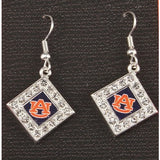 Auburn Tigers Earrings