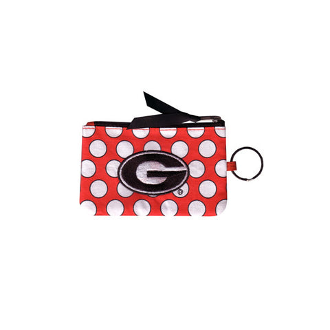 Georgia Bulldogs Keychain