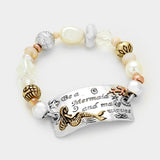 Be a Mermaid Bracelet