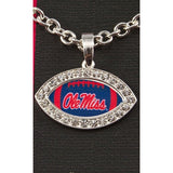 Ole Miss Necklace