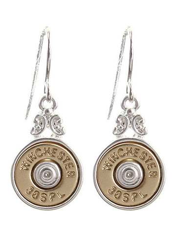 Winchester Bullet Earrings