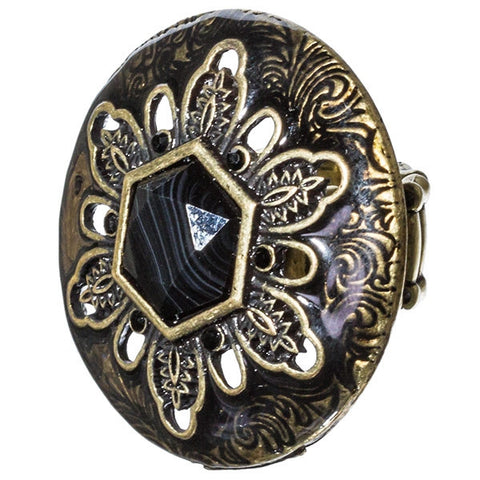 Antique Style Ring