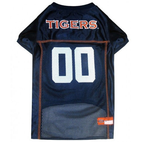 Auburn Tigers Dog Football Jersey
