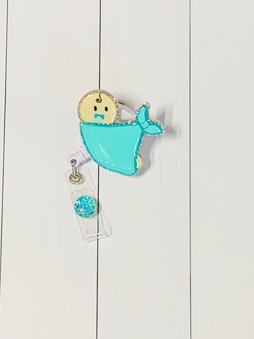 Baby Themed Badge Reels