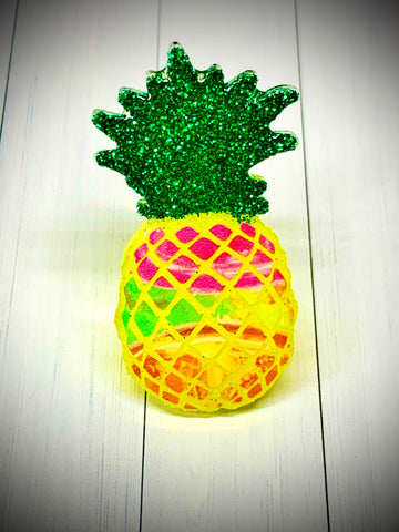 Pineapple Straw Charm