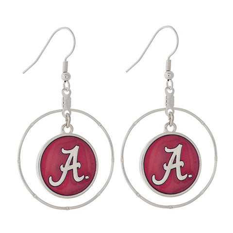 University of Alabama Earrings