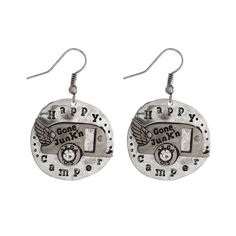Happy Camper Earrings