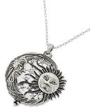 Celestial Magnifying Glass Necklace