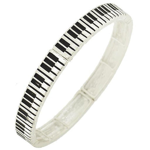 Piano Keyboard Bracelet