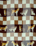 Dog Design Scarf