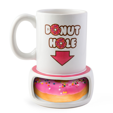Donut Hole Coffee Mug