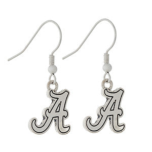 Alabama Logo Earrings