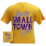 LSU Tigers Small Town Girl T-Shirt