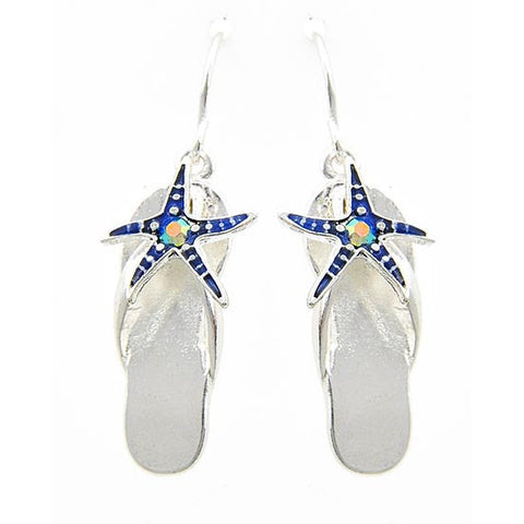 Flip Flop Earrings