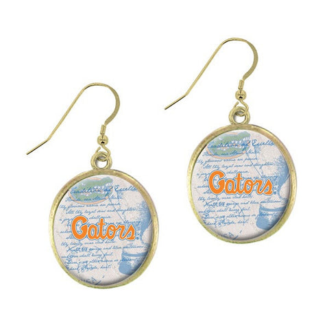 Florida Gators Earrings